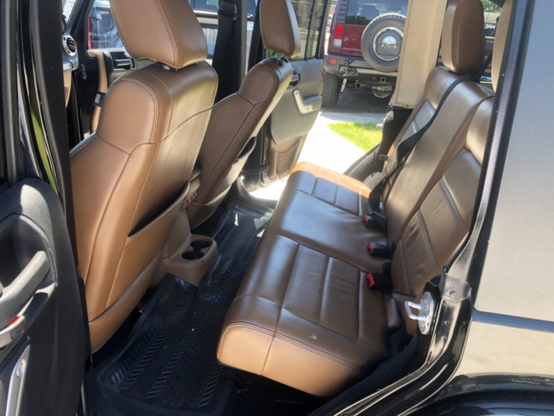 Jeep Wrangler Unlimited 2011 price $22,999