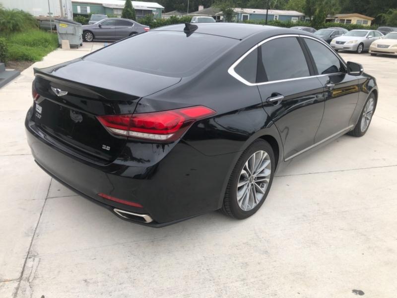 Hyundai Genesis Sedan 2017 price $25,999