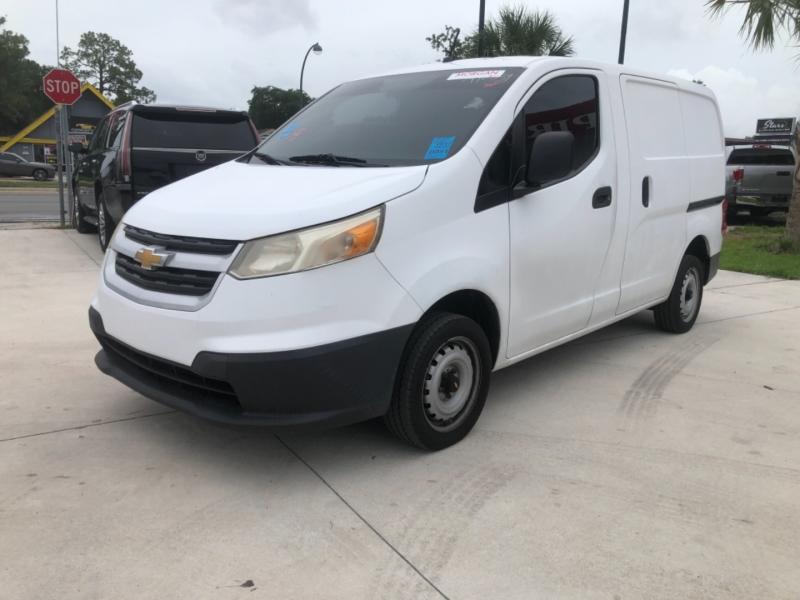 Chevrolet City Express Cargo Van 2017 price $12,999
