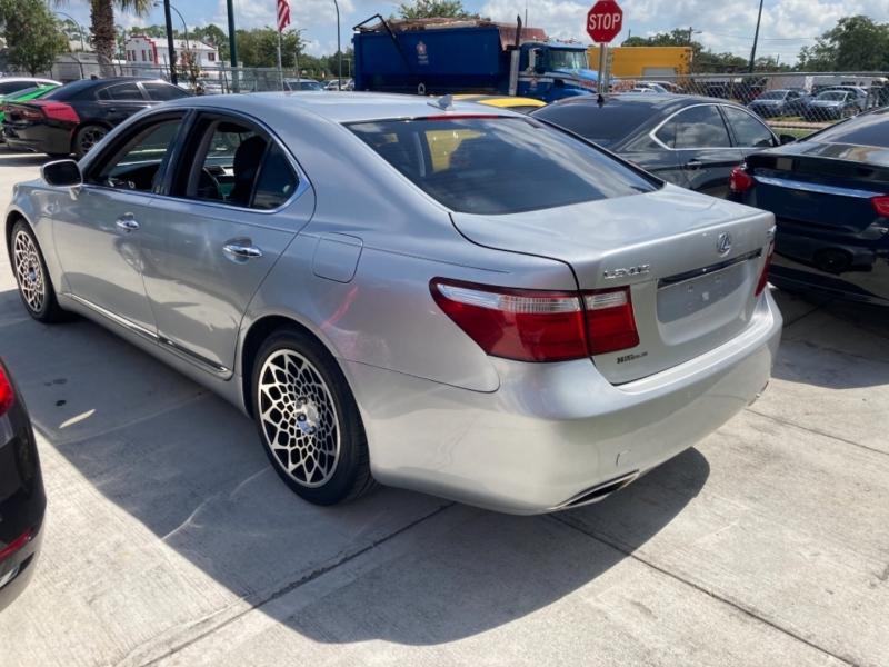 Lexus LS 460 2009 price $12,999