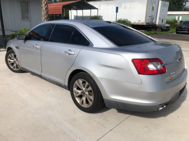 Ford Taurus 2012 price $5,595