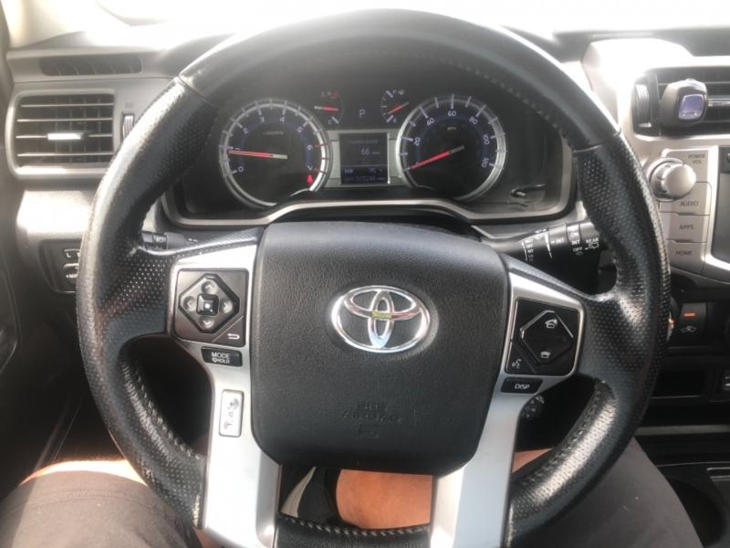Toyota 4Runner 2015 price $27,999