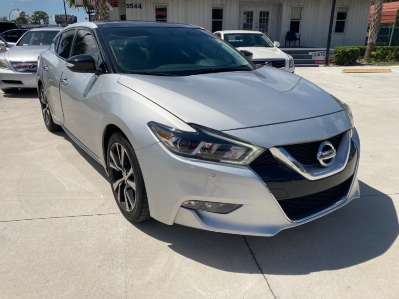 Nissan Maxima 2016 price $20,995