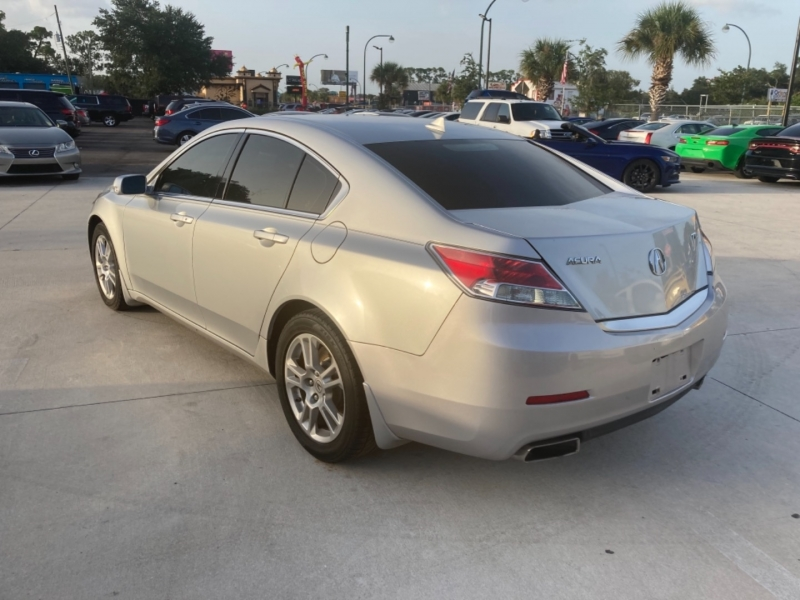 Acura TL 2012 price $14,765