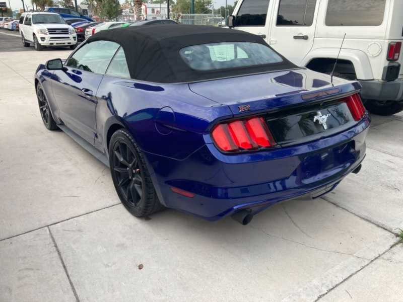 Ford Mustang 2015 price $18,550