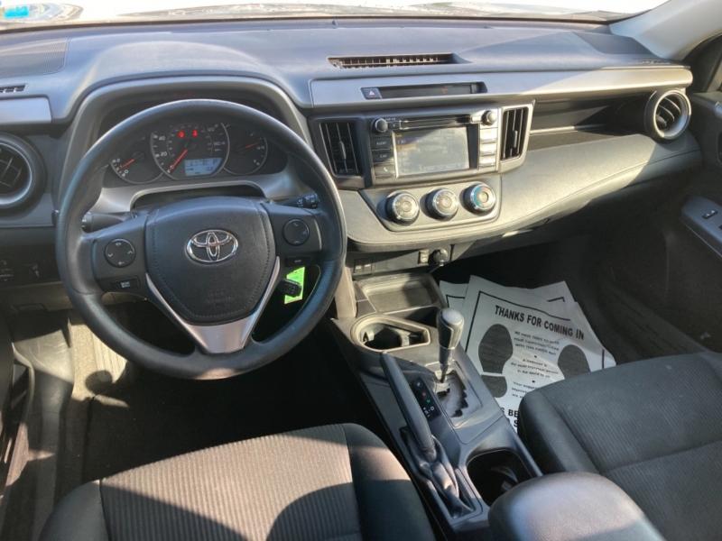 Toyota RAV4 2016 price $18,465
