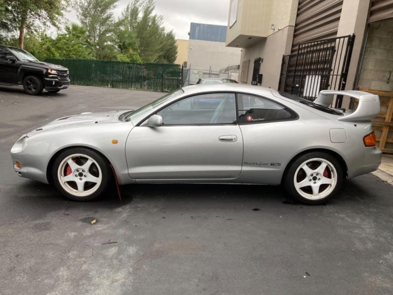 Toyota Celica 1995 price $16,499