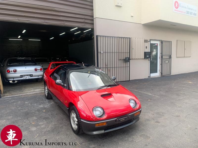 Mazda AutoZam AZ1 1992 price $0