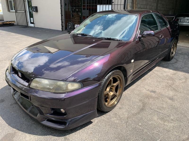 Nissan Skyline GTR 1995 price $0