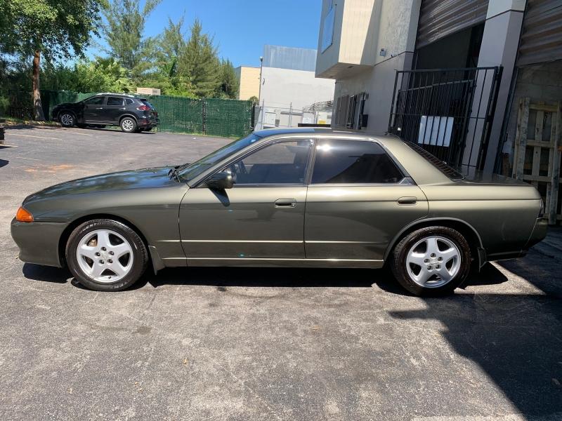 Nissan Skyline Autech 1993 price $28,499