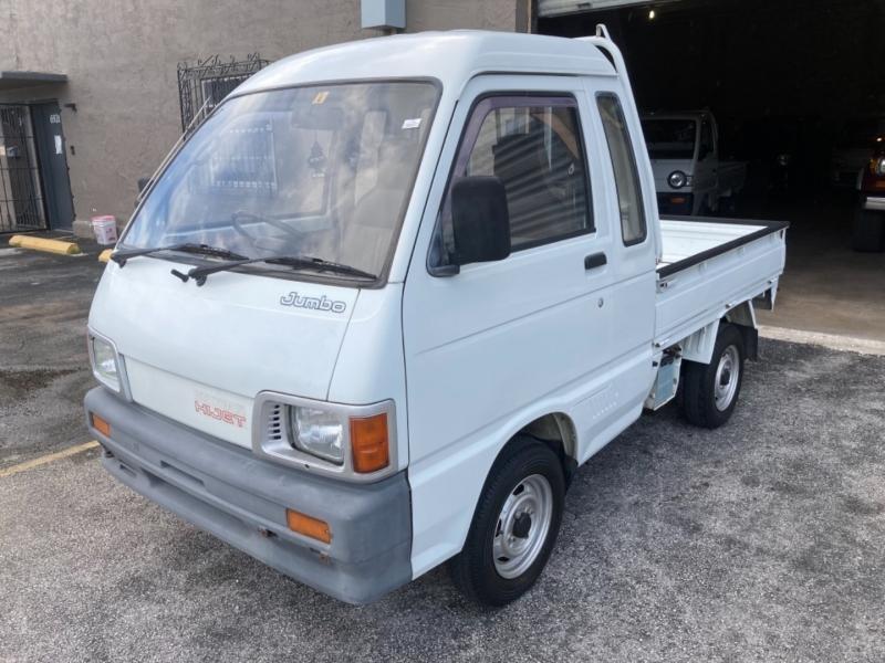 Daihatsu Hijet Jumbo Mini Truck 1992 price $5,999