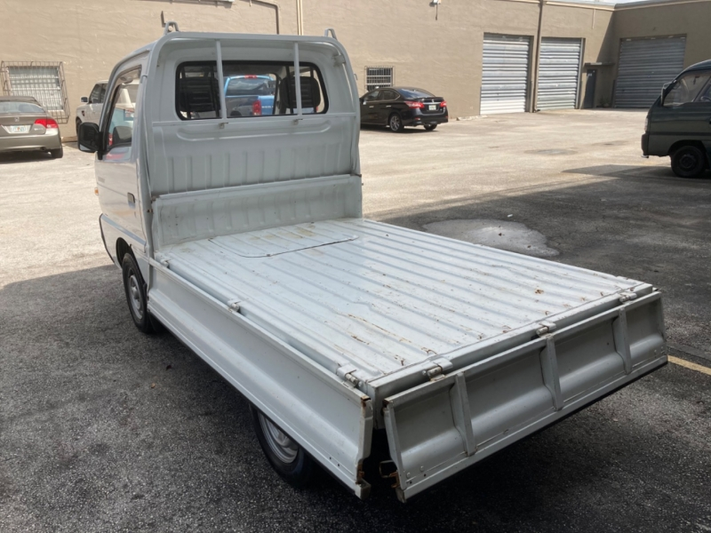 Suzuki Carry 4x4 Mini Truck 1992 price $6,299