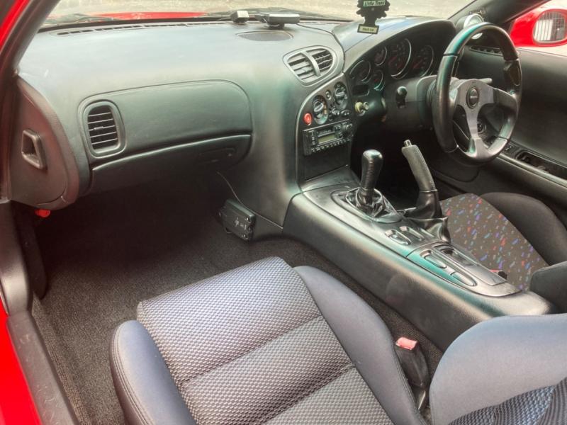 Mazda RX-7 1992 price $0