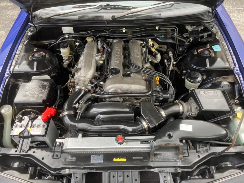 Nissan Silvia Q's 1995 price $14,499