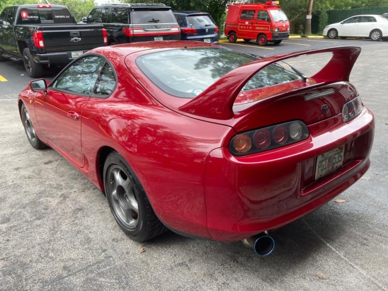 Toyota Supra 1994 price $51,499