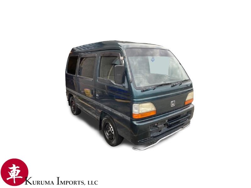 Honda ACTY Street Xi Mini Van 1995 price $7,999