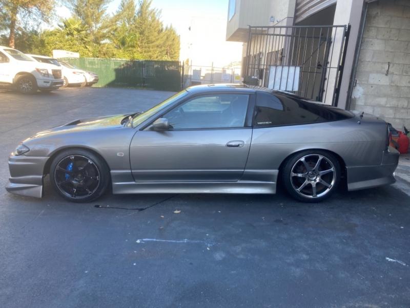Nissan 180SX Sileighty 1995 price $19,999