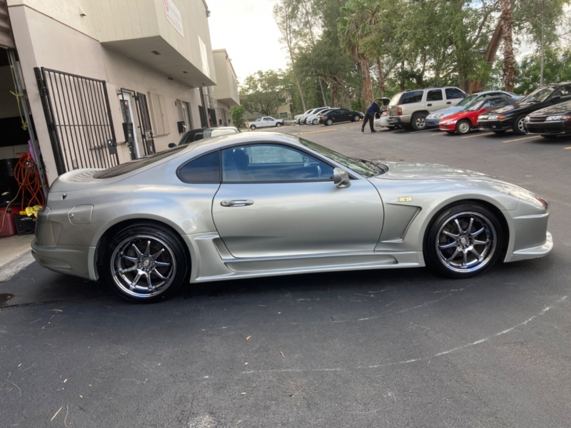 Toyota Supra RZ Top Secret 1995 price $74,999