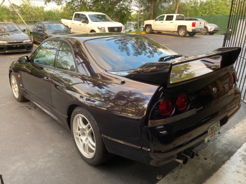 Nissan Skyline GTR V-Spec 1995 price $53,499