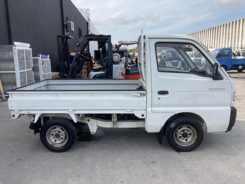 Suzuki Carry Mini Truck 1992 price $6,599