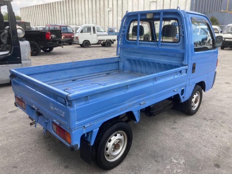 Honda ACTY SDX Mini Truck 1992 price $6,499