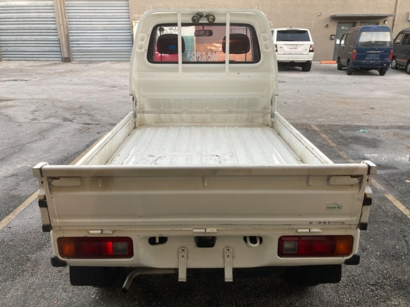 Honda ACTY Motorcycle Carrier Mini Truck 1992 price $0