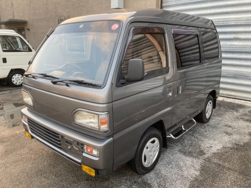 Honda Acty 1993 price $0