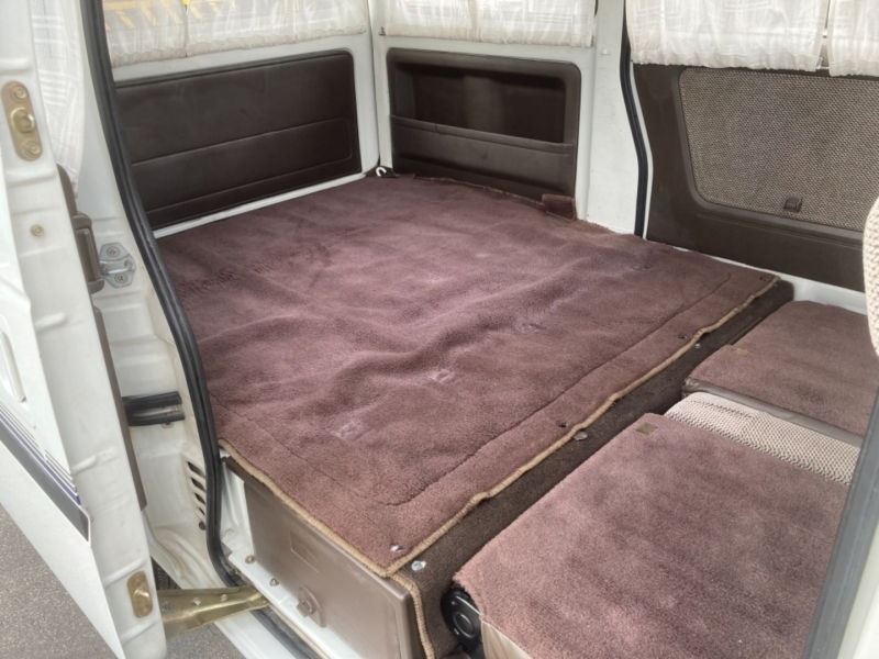 Honda ACTY Street EX Mini Van 1993 price $6,999