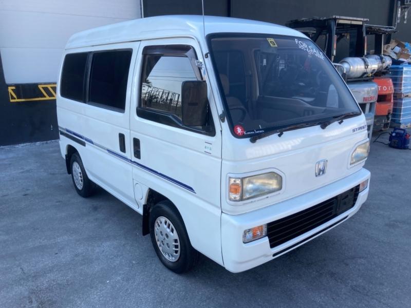 Honda ACTY Street Mini Van 1992 price $6,799
