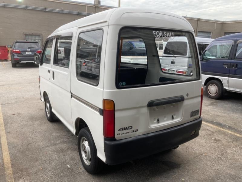Daihatsu Hijet 4X4 1994 price $7,099