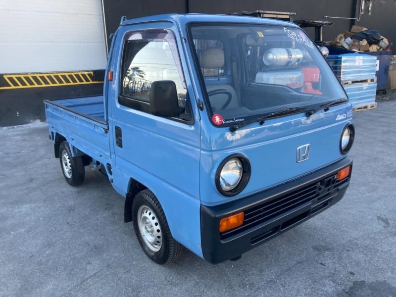 Honda ACTY Attack 4WD Mini Truck 1988 price $6,499