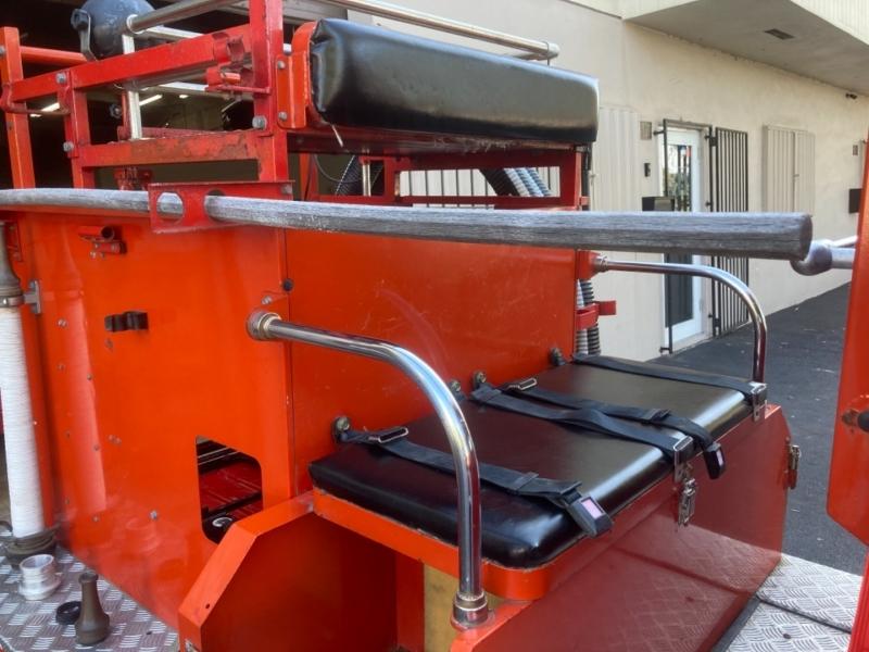 Daihatsu Hijet Fire Truck 4X4 1990 price $8,999