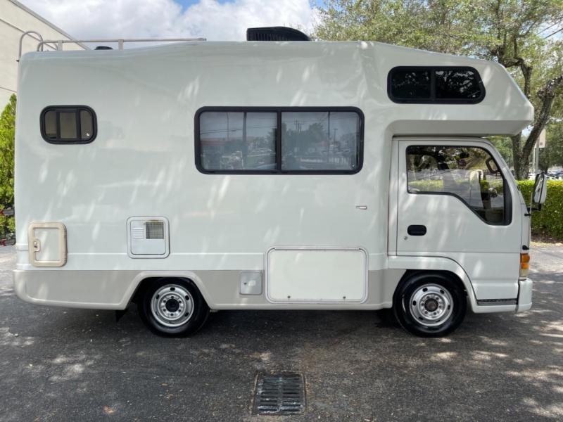 Isuzu Elf Diesel Camper 1995 price Private Collection