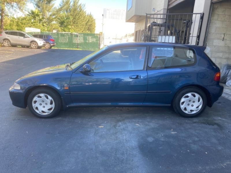 Honda Civic 1993 price $19,537