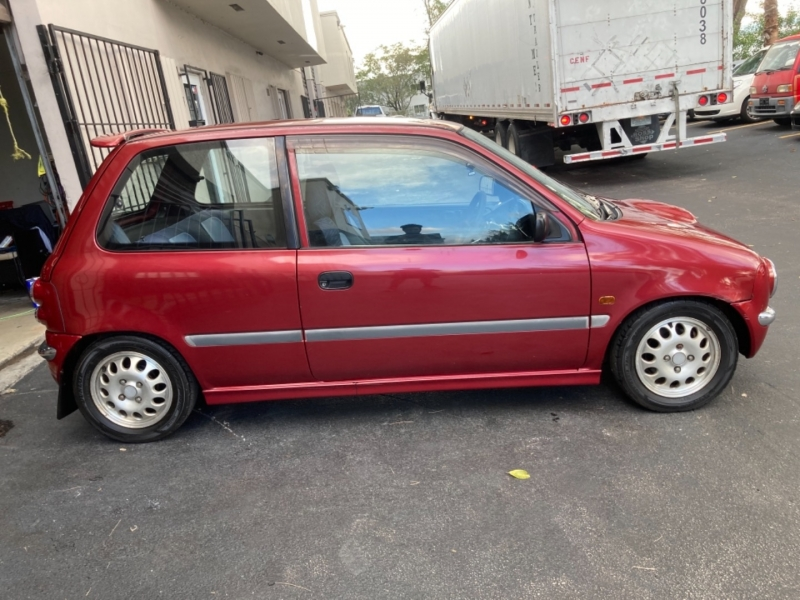 Suzuki Cervo Mode Turbo 1996 price $8,999