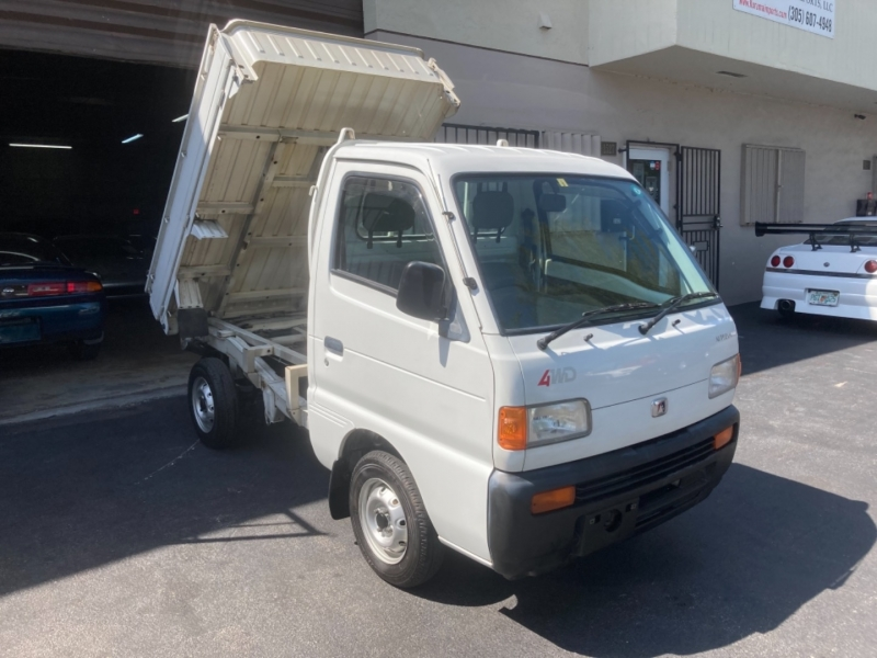 Mazda Scrum Dump Bed 4x4 Mini Truck 1996 price $10,999