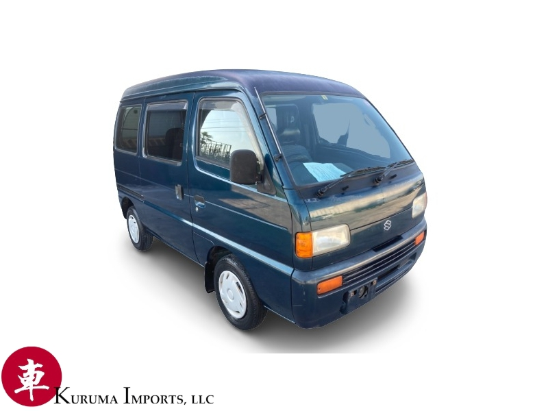 Suzuki Every Joy Pop Mini Van 1995 price $6,599
