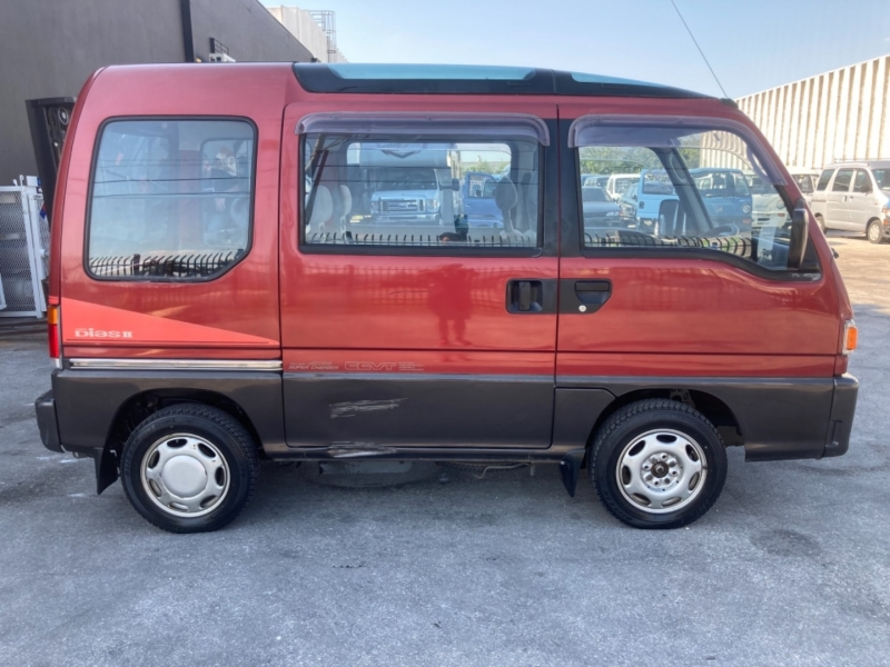 Subaru Sambar Supercharged 4WD Mini Van 1992 price $9,499