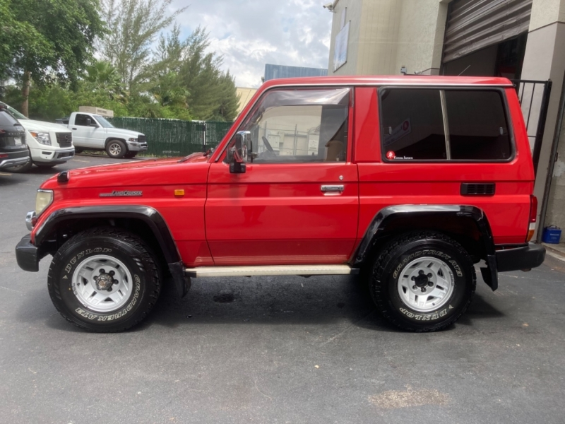 Toyota Land Cruiser Prado Diesel 2 Door 1994 price $19,999