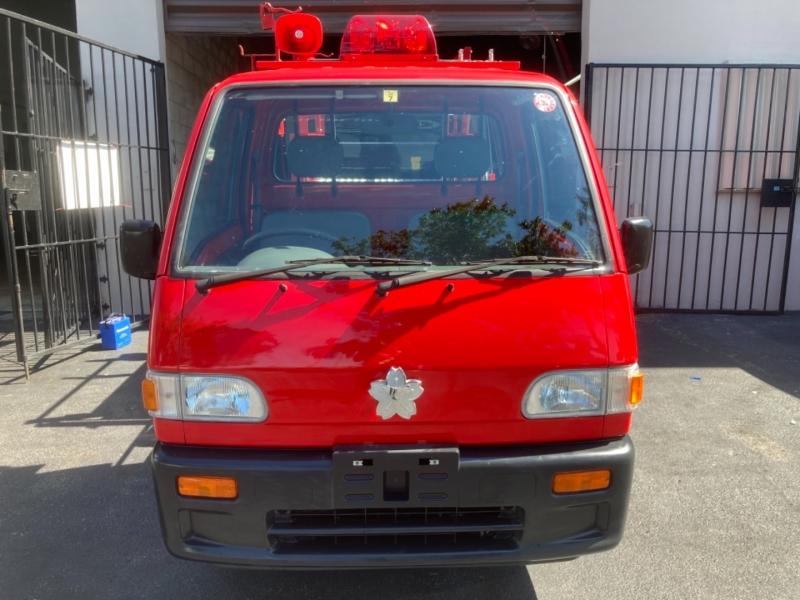 Subaru Sambar 4X4 Fire Truck 1996 price $0