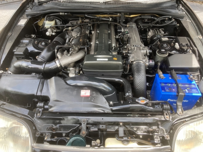 Toyota Supra RZ Twin Turbo 1995 price $47,499