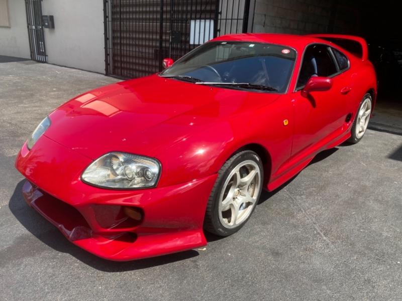 Toyota Supra SZ 1996 price $44,499