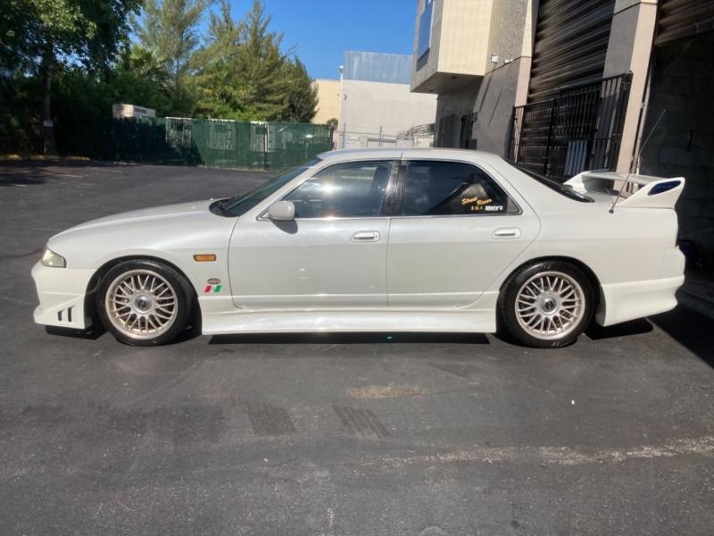 Nissan Skyline GTS25t Type M2 R33 1996 price $0