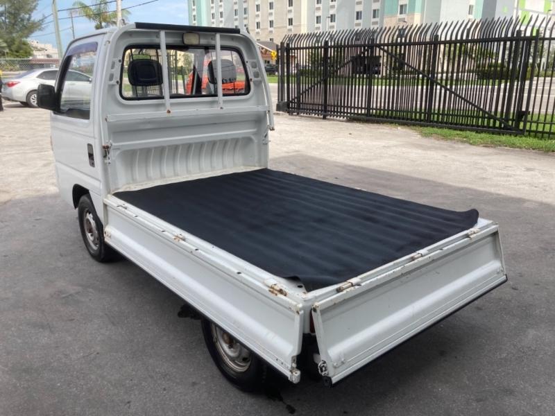 Honda ACTY SDX 4WD Mini Truck 1990 price $7,199