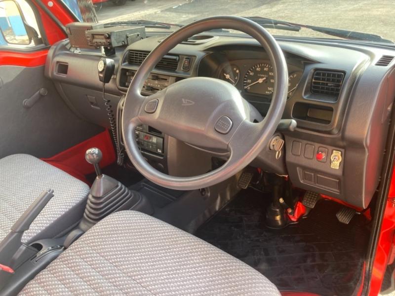 Daihatsu Hijet 4WD Fire Truck Mini Truck 1999 price $12,999