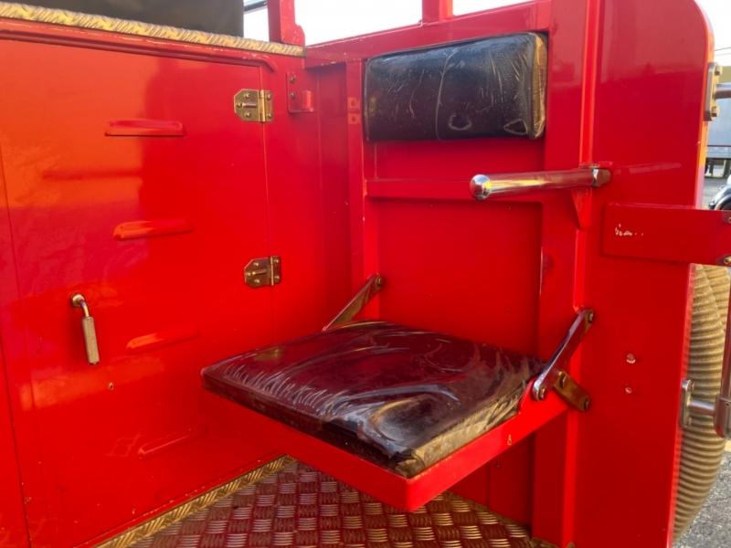 Isuzu Elf Fire Truck 1995 price $21,999
