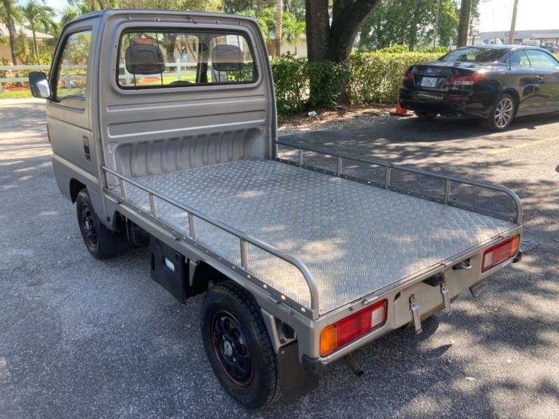 Honda ACTY Mini Truck 1991 price $6,999