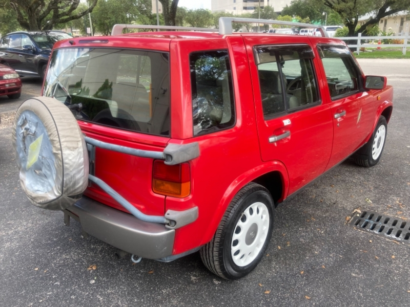 Nissan Rasheen Type II 4WD 1996 price Private Collection