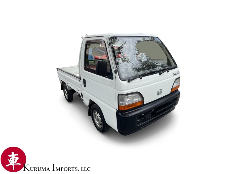 Honda ACTY 4WD SDX Mini Truck 1994 price $7,499