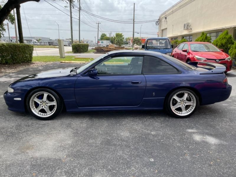Nissan Silvia Q's S14 1996 price $19,999